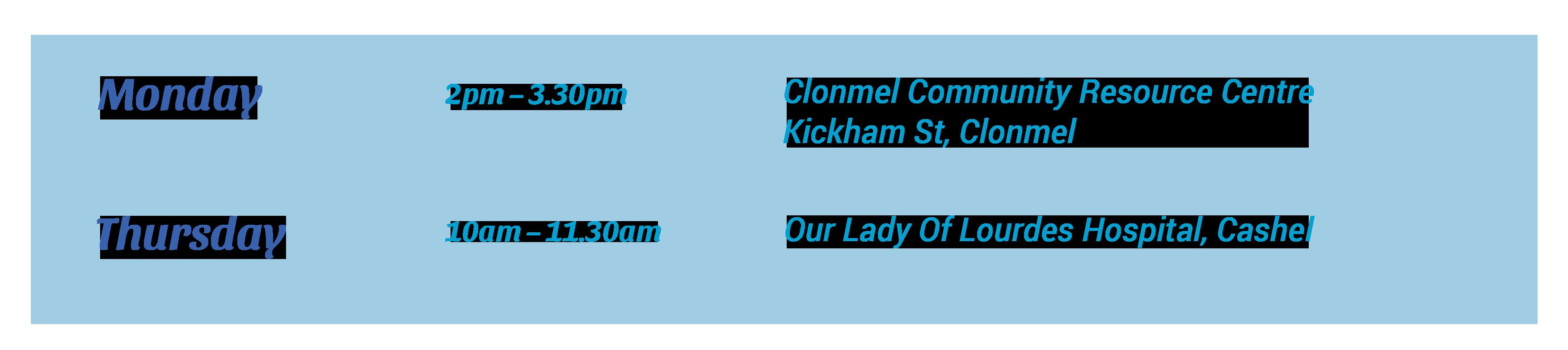 Clonmel   Glanbia Connect